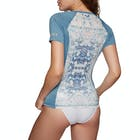 Roxy Dream Sea Long Sleeve Ladies Rash Vest