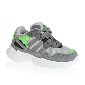 Chaussures Enfant Adidas Originals Yung 96 - Grey