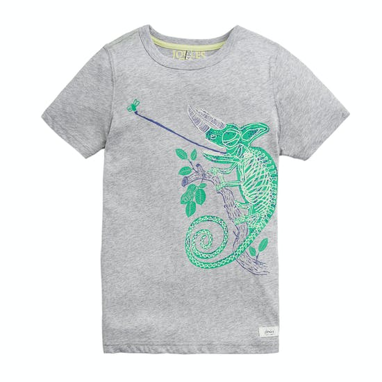 Joules Ray Boys Short Sleeve T-Shirt
