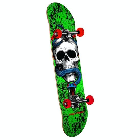 Powell Skull & Snake 112 7.75 Inch Complete Kids Skateboard