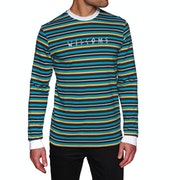 Welcome Surf Stripe Long Sleeve T-Shirt