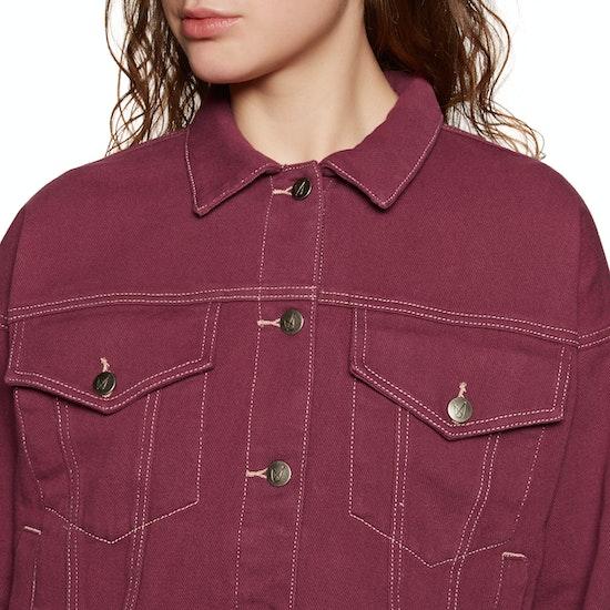 Minkpink Garnet Denim Womens Jacket