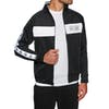 Welcome Talisman Track Jacket - Black White