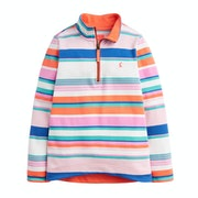 Joules Fairdale Half Zip Girls Sweater