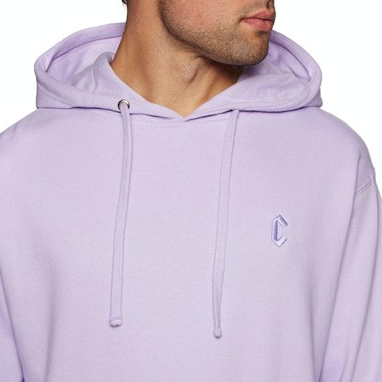 Chrystie C Logo Pullover Hoody