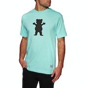 Grizzly Og Bear Short Sleeve T-Shirt