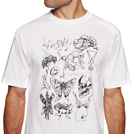 Camiseta de manga corta Welcome Ephemera
