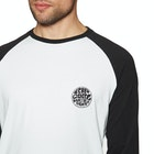 Rip Curl Original Raglan Mens Long Sleeve T-Shirt