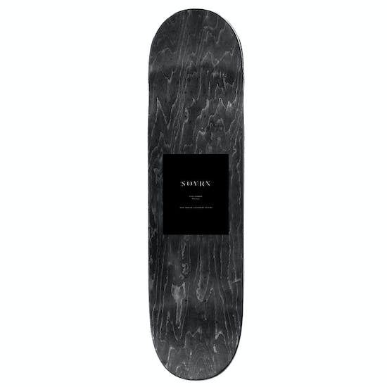 SOVRN Echo Chamber - Mikey Taylor 8.38 Inch Skateboard Deck