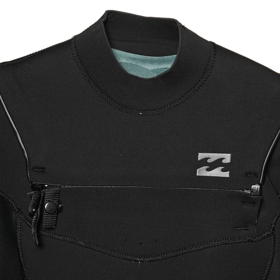 Billabong Furnace Synergy 4/3mm 2019 Chest Zip Wetsuit