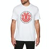 Element Seal Short Sleeve T-Shirt - Optic White