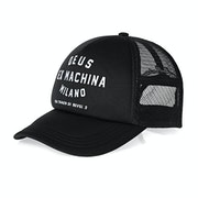 Boné Deus Ex Machina Milano Address Trucker