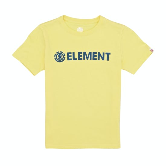 Element Blazin Boys Short Sleeve T-Shirt