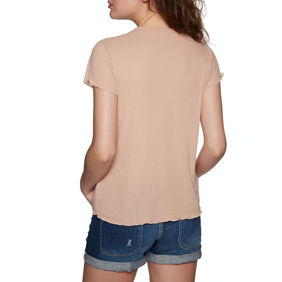 RVCA Mai Tai Rib Womens Short Sleeve T-Shirt