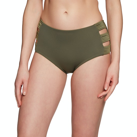 Bas de maillot de bain Seafolly High Waisted Quilted