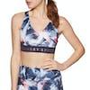 Sports Bra Femme Superdry Active Studio - Violet Shard Print