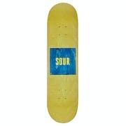 Sour Stripes 8.25 Inch Skateboard Deck