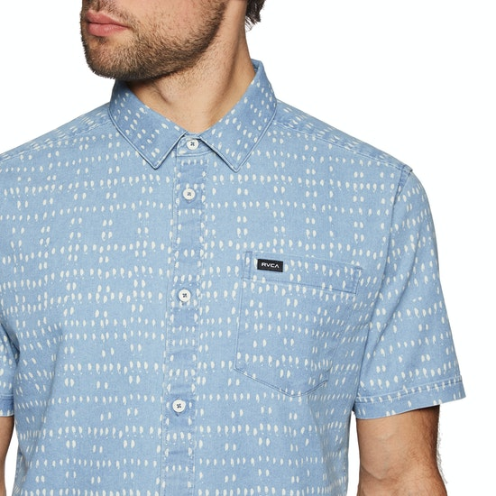 RVCA Nakama Dot Short Sleeve Shirt