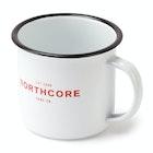 Northcore Adventure Enamel Steel Mug