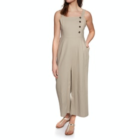 SWELL River Jumpsuit - Earth