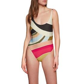 Billabong Sungazer One Piece Womens Swimsuit - Multi