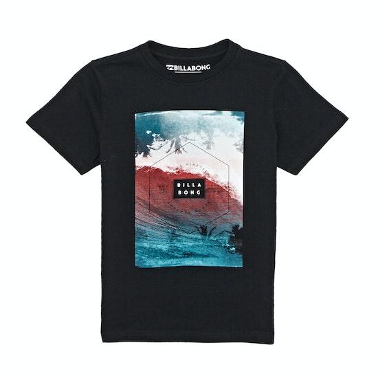 Camiseta de manga corta Niño Billabong Section