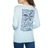 Billabong Faithful Womens Long Sleeve T-Shirt - Poolside
