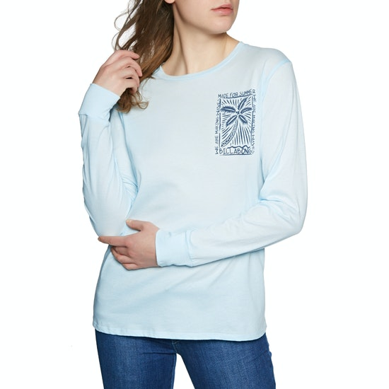 Billabong Faithful Womens Long Sleeve T-Shirt