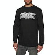 Camiseta de manga larga Anti Hero Hesh Eagle