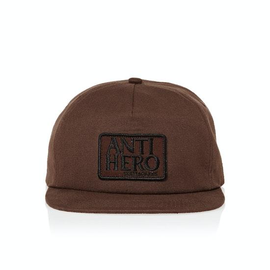 Gorro Anti Hero Snapback Reserve Patch