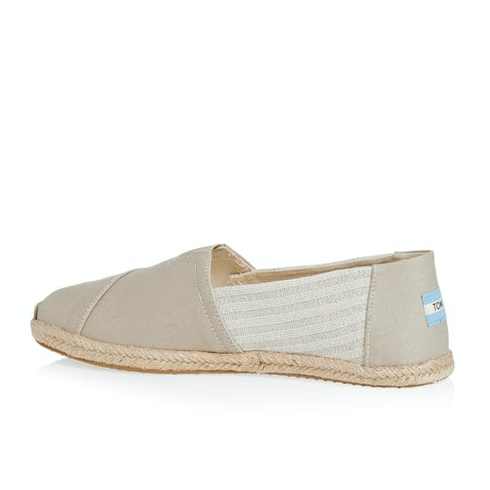 Toms Canvas Rope Sole Espadrilles