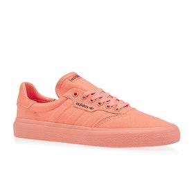 Adidas 3MC Shoes - Chalk Coral Black