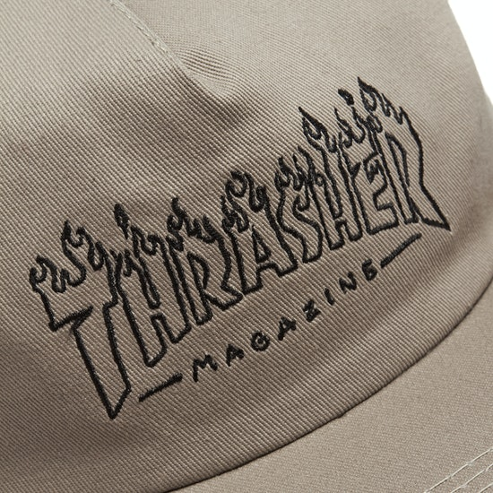 Thrasher Snapback Witch Cap