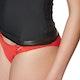 Billabong Logo Short Sleeve Dame Rashguard
