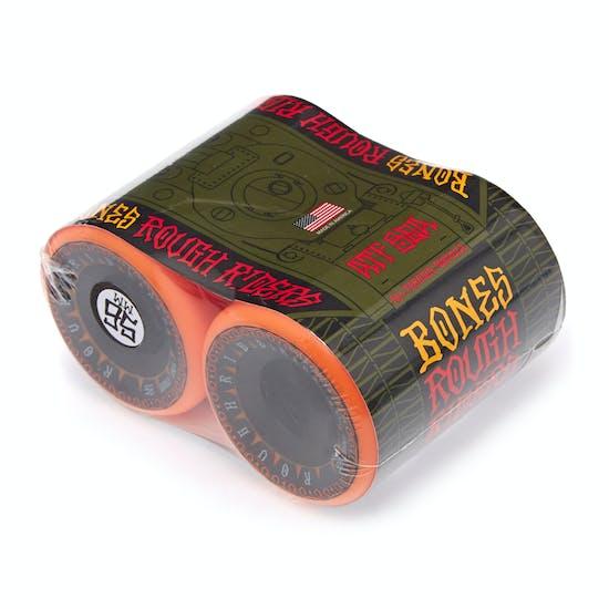 Bones Rough Riders Tank Atf 56 Mm Skateboard Wheel