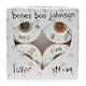 Bones Stf Boo Lover V4 55 Mm Skateboard Wheel