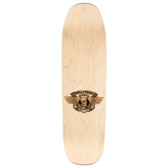 Plataforma de patinete Powell Reissue Caballero Ban This 9.265 Inch