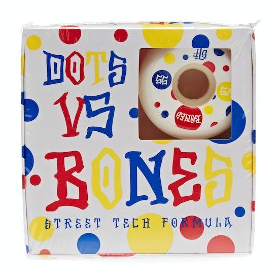 Bones Stf Dots V5 55 Mm Skateboard Wheel