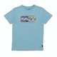 Camiseta de manga corta Boys Billabong Inversed
