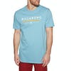 Camiseta de manga corta Billabong Unity - Aqua Blue