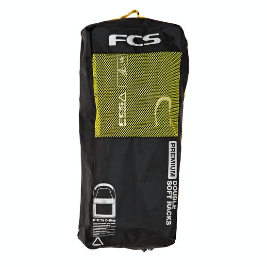 FCS Premium Double Soft Surfboard Rack