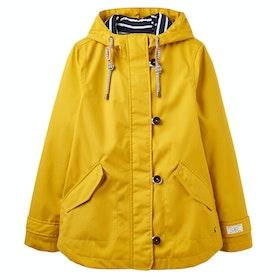 Joules Coast Ladies Jacket - Antique Gold