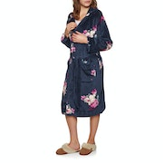 Joules Rita Fluffy Womens Dressing Gown