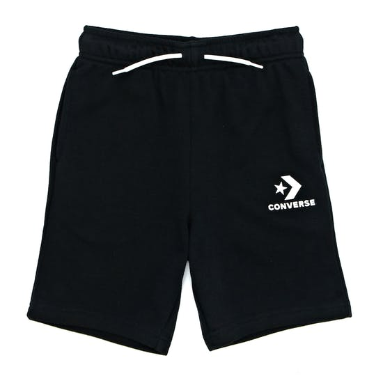 Converse Stacked Wordmark F.T Kids Shorts
