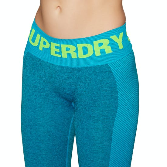 Leggings Femme Superdry Active Seamless