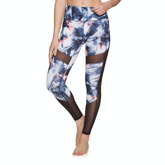 Superdry Active Studio Mesh Womens Leggings