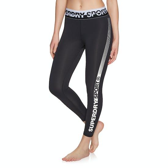 Leggings Femme Superdry Core