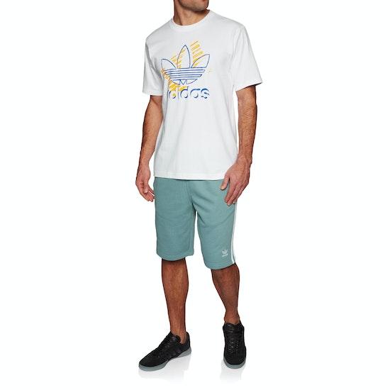 Adidas Originals Trefoil Art Short Sleeve T-Shirt