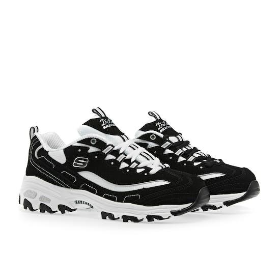 Skechers D Lites Biggest Fan Womens Shoes