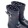 Joules Field Printed Girls Wellington Boots